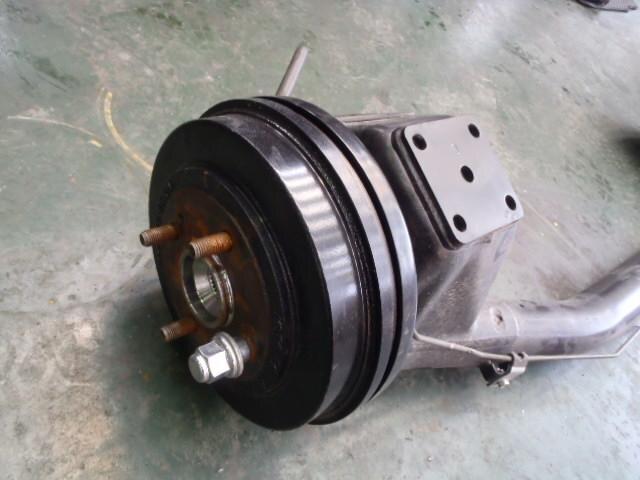 Forwarder Rear Axle : Used rear axle beam assembly honda acty ebd ha be