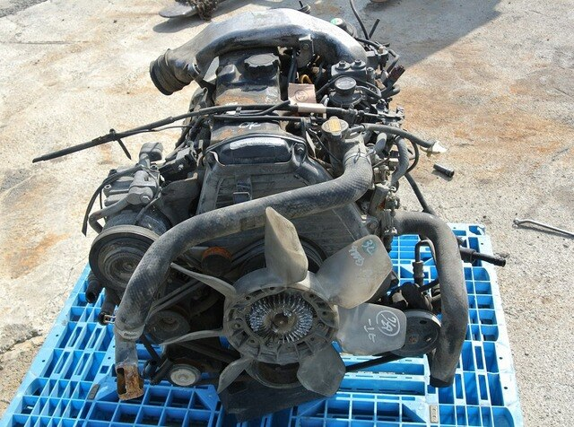 Used Engine 3l Toyota Hiace Van Be Forward Auto Parts