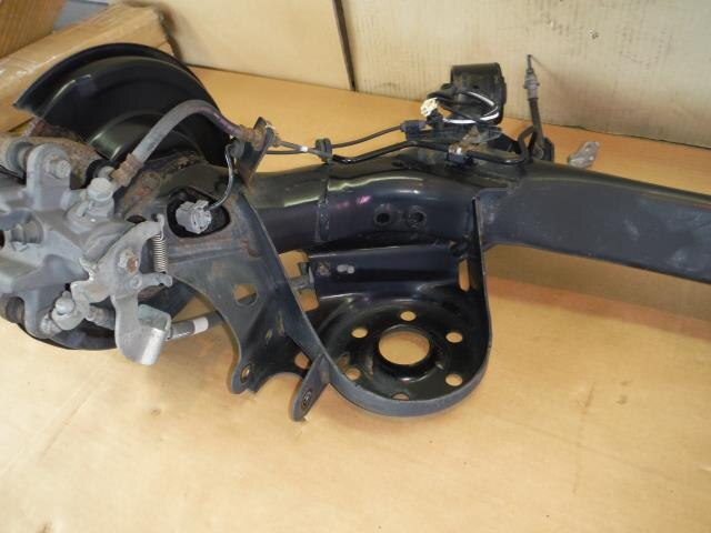 Forwarder Rear Axle : Used rear axle beam assembly toyota corolla rumion dba