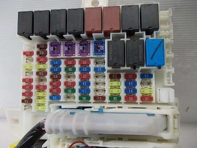 38200tf0901 used fuse box honda fit dba ge6 be forward auto parts