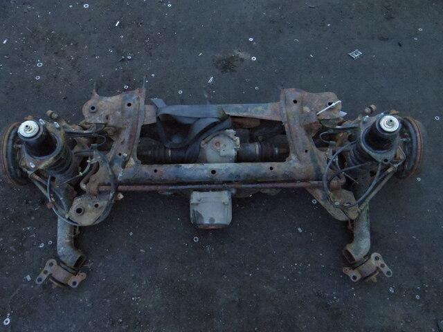 Forwarder Rear Axle : Used toyota corolla runx rear axle ua nze be forward
