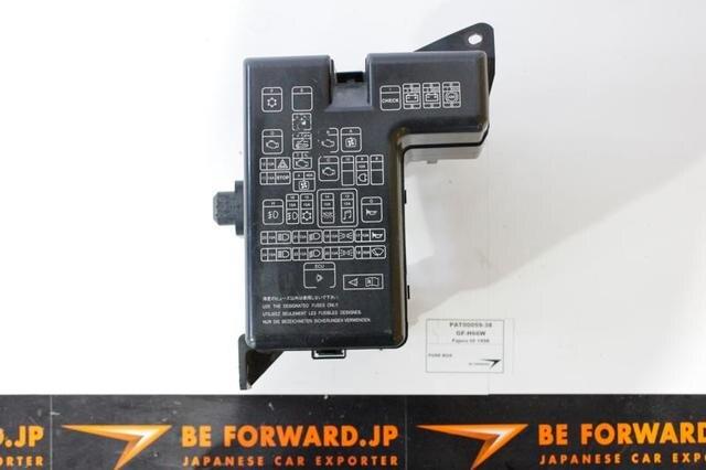 Used Mitsubishi Pajero Io Fuse Box Gf-h66w