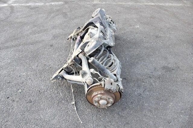 Forwarder Rear Axle : Used rear axle mitsubishi pajero gh v w be forward
