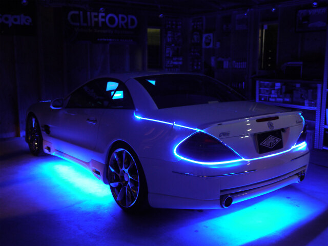 new under car led light be forward auto parts. Black Bedroom Furniture Sets. Home Design Ideas