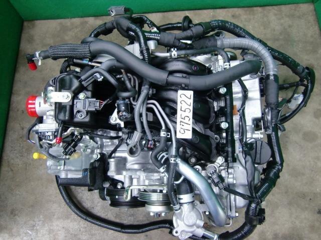 [Used]Engine DAIHATSU Hijet EBD-S321V