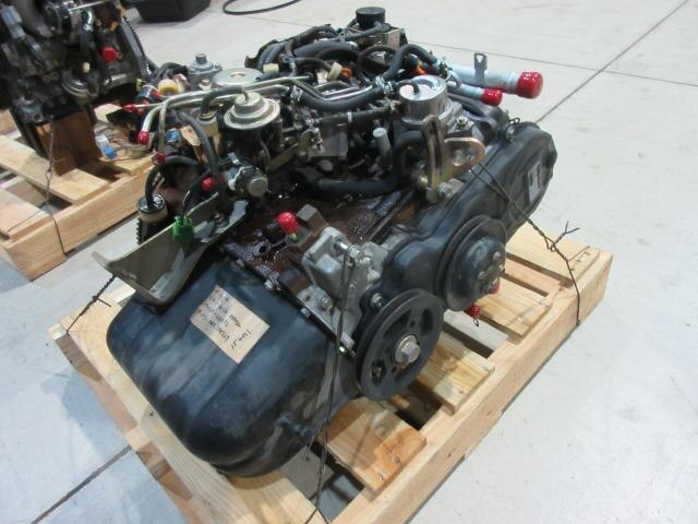 [Used]Engine DAIHATSU Hijet V-S110P