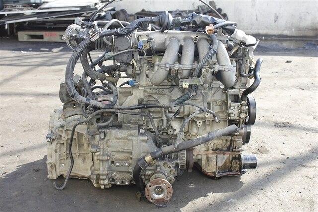 Used Engine Amp Transmission Qr20 Nissan X Trail Ta Nt30