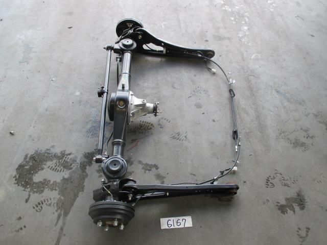 Forwarder Rear Axle : Used rear axle beam assembly suzuki wagon r daa mh s