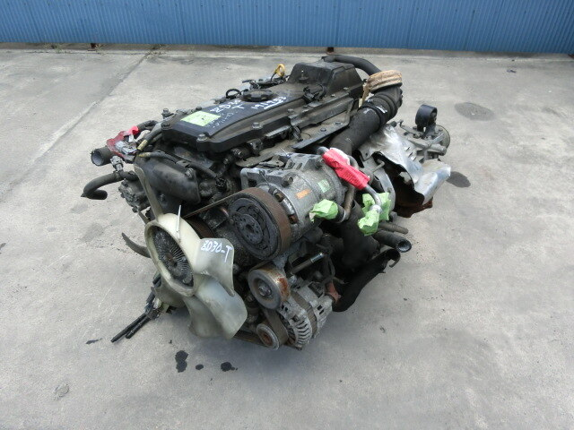 Nissan Make A Payment >> FRG [Used] Engine NISSAN Caravan Van KR-VWE25 ZD30-TURBO - BE FORWARD Auto Parts