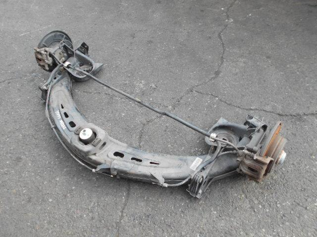 Used rear axle beam assembly mercedes benz benz b class for Mercedes benz axle assembly
