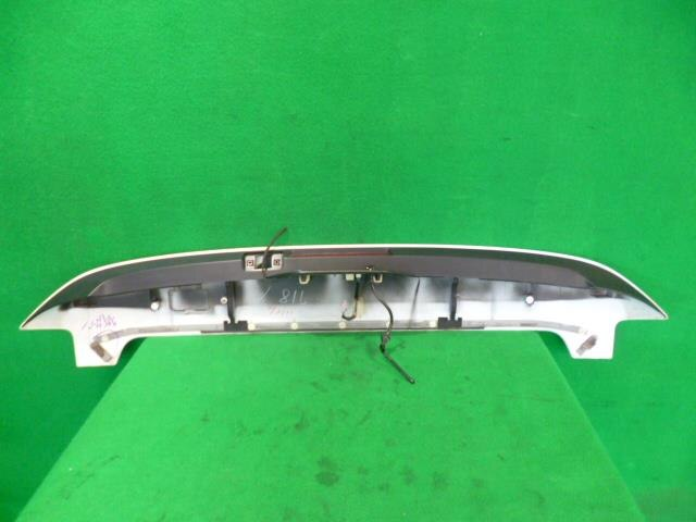 96072wl05a Used Rear Spoiler Nissan Elgrand Cba E51 Be