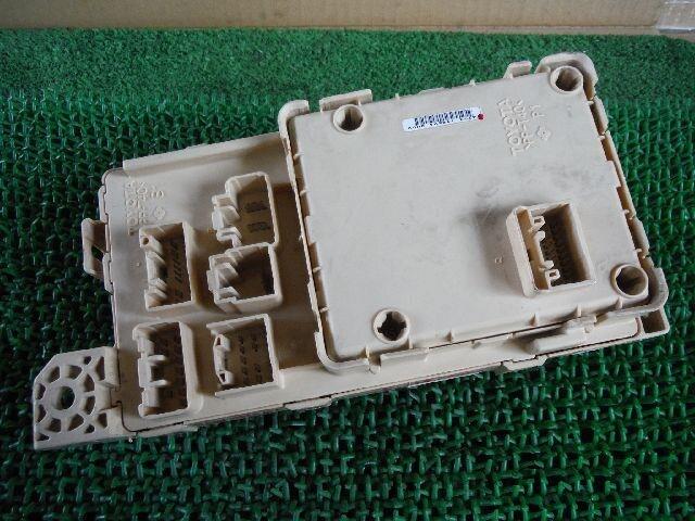 Toyota noah fuse box manual