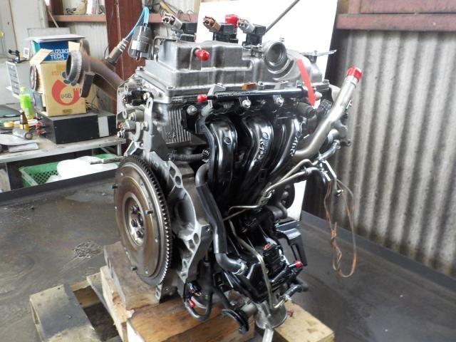 [Used]Engine DAIHATSU Hijet EBD-S201P