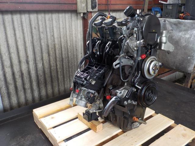 [Used]Engine DAIHATSU Hijet LE-S320V