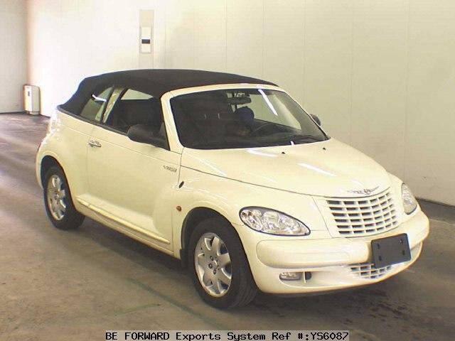 2005 chrysler pt cruiser cabrio pt2k24 usados en venta. Black Bedroom Furniture Sets. Home Design Ideas