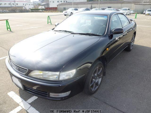 Used 1998 TOYOTA CARINA ED BF15661 for Sale