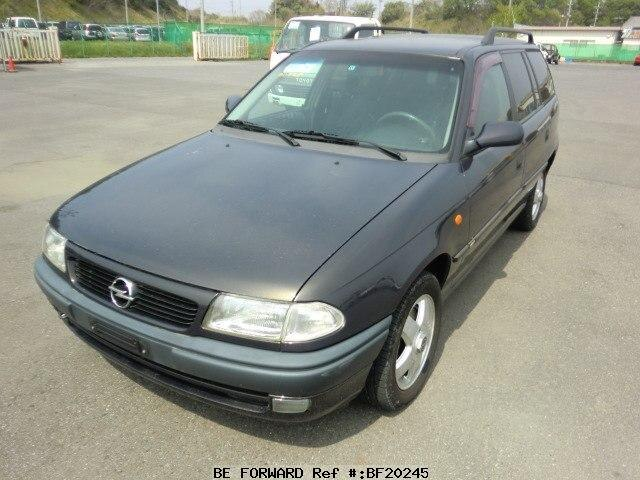used 1995 opel astra wagon club e xd200w for sale bf20245 be forward. Black Bedroom Furniture Sets. Home Design Ideas