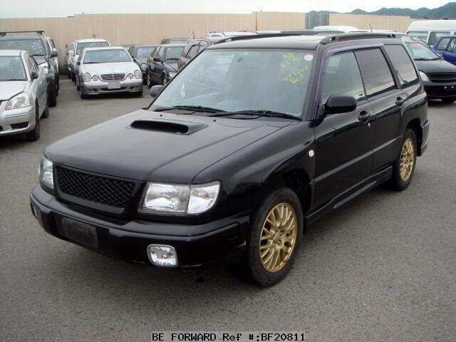 used 2000 subaru forester s tb type a gf sf5 for sale bf20811 be forward. Black Bedroom Furniture Sets. Home Design Ideas