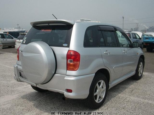 Used 2000 TOYOTA RAV4 L AERO SPORTS/TA-ACA21W for Sale ...