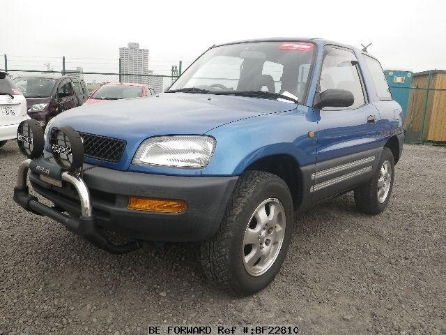Used 1994 TOYOTA RAV4 BF22810 for Sale