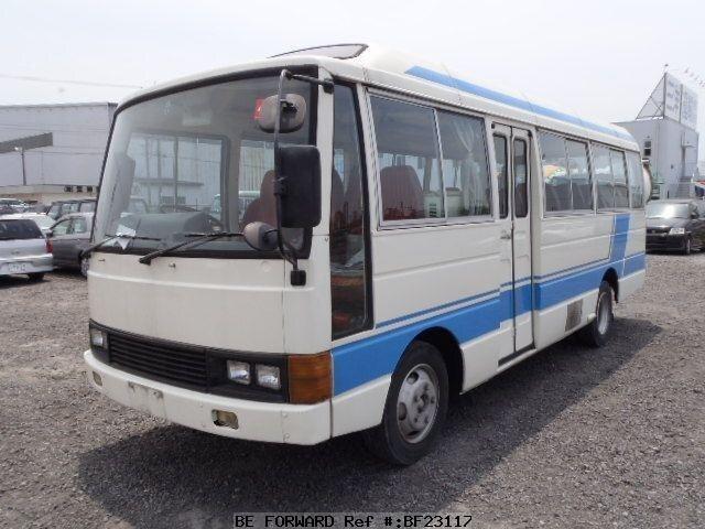 nissan civilian bus owners manual