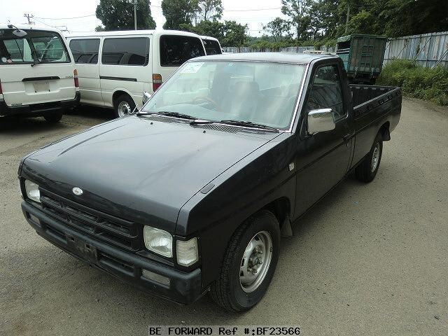 used 1996 nissan datsun pickup long ga qgd21 for sale bf23566 be forward. Black Bedroom Furniture Sets. Home Design Ideas