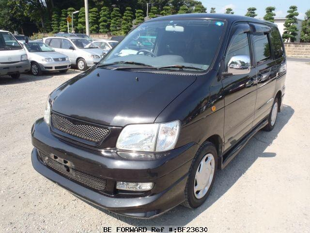 Used 2001 TOYOTA TOWNACE NOAH BF23630 for Sale