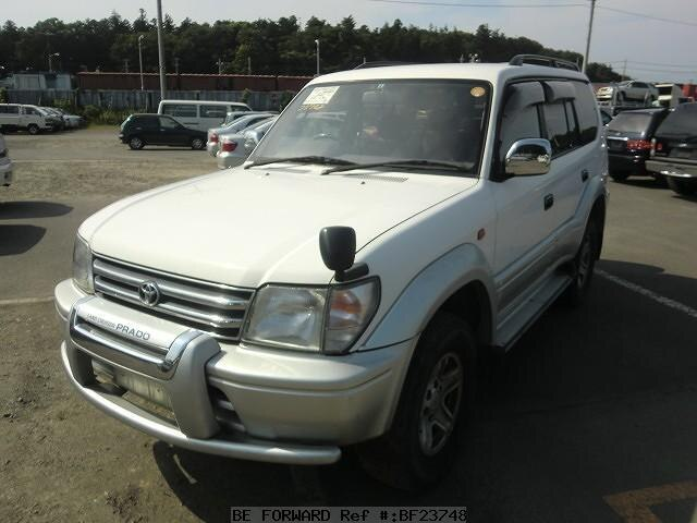 Used 1998 TOYOTA LAND CRUISER PRADO BF23748 for Sale