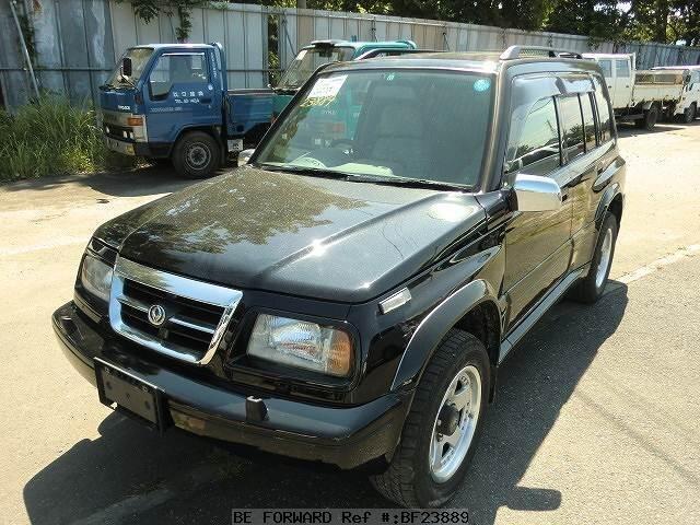 Used 1997 MAZDA LEVANTE/E-TJ61W for Sale BF23889 - BE FORWARD