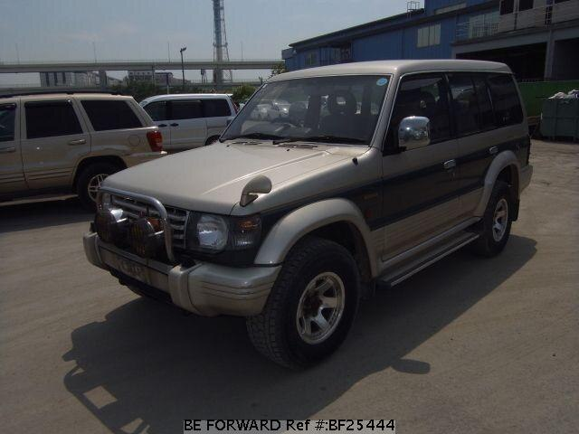 Used 1992 MITSUBISHI PAJERO BF25444 for Sale