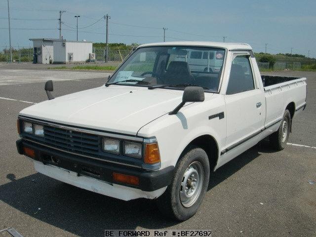 used 1985 nissan datsun truck n ag720 for sale bf27697 be forward. Black Bedroom Furniture Sets. Home Design Ideas