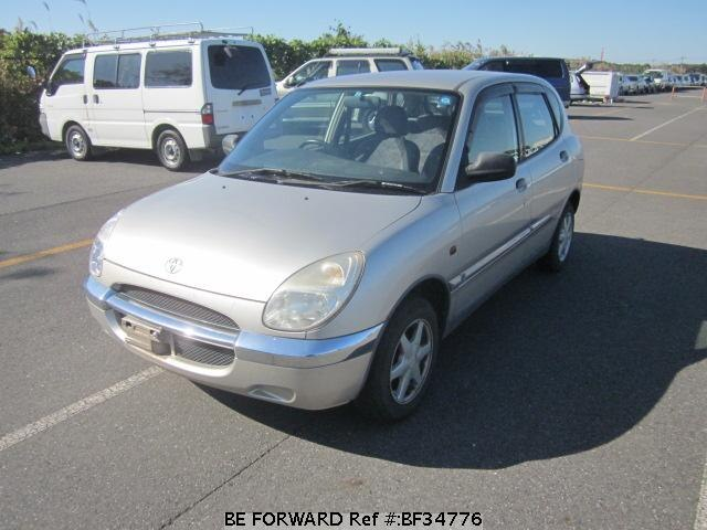 Used 1999 TOYOTA DUET BF34776 for Sale