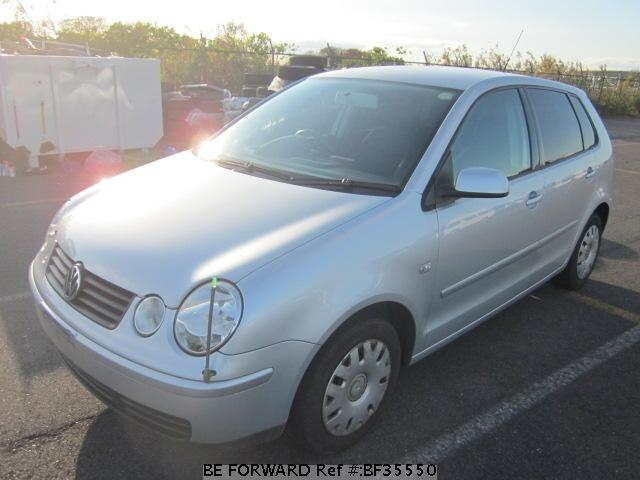 Used 2002 VOLKSWAGEN POLO BF35550 for Sale