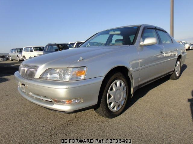 Used 1997 TOYOTA CRESTA BF36491 for Sale
