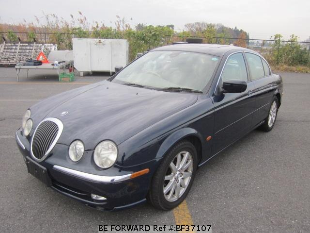 Used 1999 JAGUAR S-TYPE BF37107 for Sale
