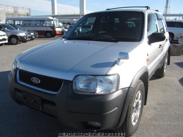 Used 2003 FORD ESCAPE BF38311 for Sale