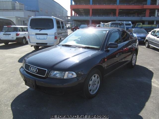 Used 1997 AUDI A4 BF40909 for Sale
