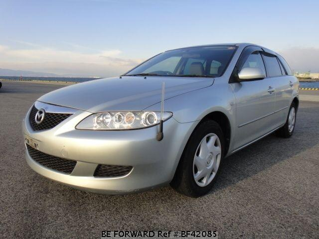 Used 2003 MAZDA ATENZA SPORT WAGON BF42085 for Sale