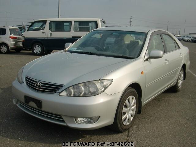 used 2005 toyota camry 2 4 g cba acv30 for sale bf42892 be forward. Black Bedroom Furniture Sets. Home Design Ideas