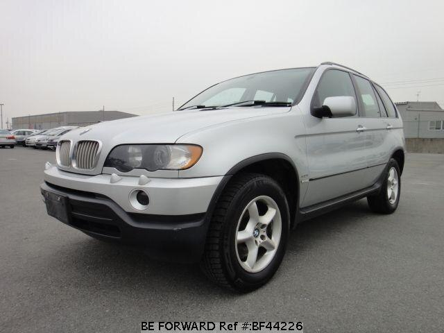 Used 2001 BMW X5 BF44226 for Sale