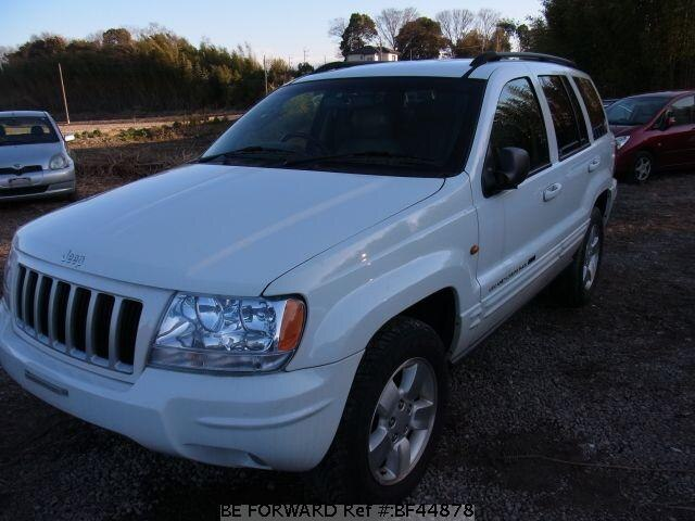 Used 2005 JEEP GRAND CHEROKEE BF44878 for Sale