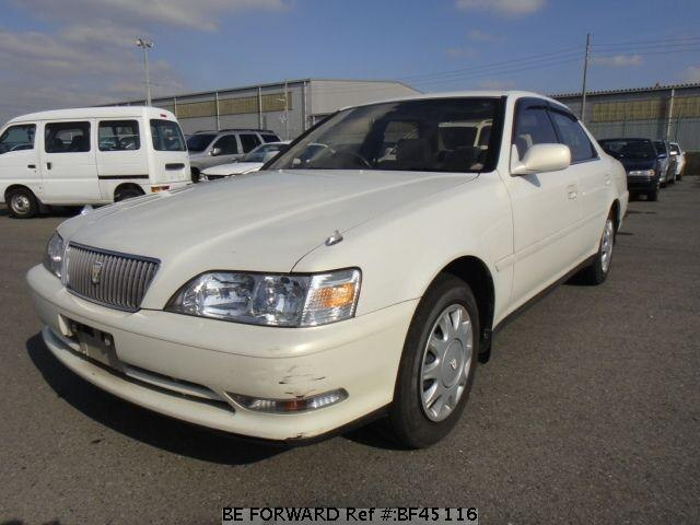 Used 1997 TOYOTA CRESTA BF45116 for Sale