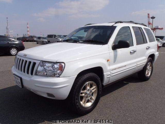 Used 2000 JEEP GRAND CHEROKEE BF45542 for Sale