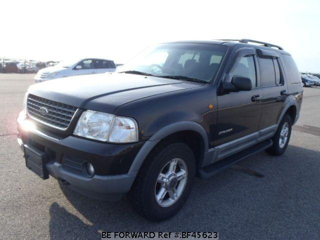 Used 2002 FORD EXPLORER BF45623 for Sale