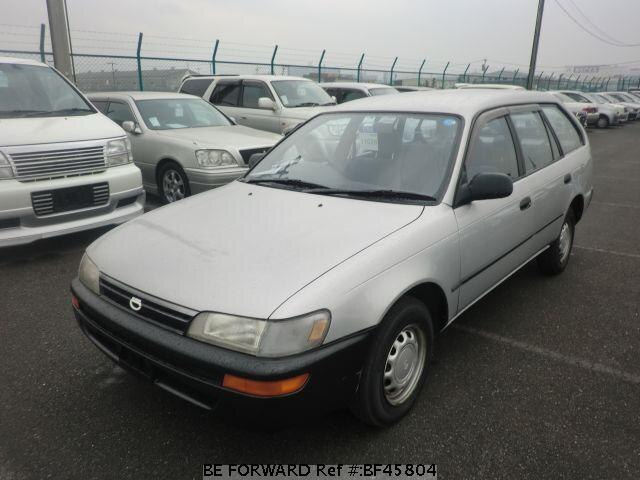 used 1993 toyota corolla wagon l extra e ee108g for sale bf45804 be forward. Black Bedroom Furniture Sets. Home Design Ideas
