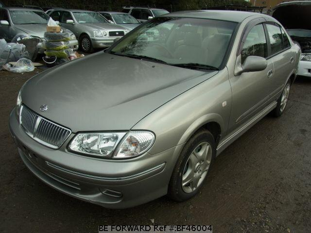 Used 2001 NISSAN BLUEBIRD SYLPHY BF46004 for Sale