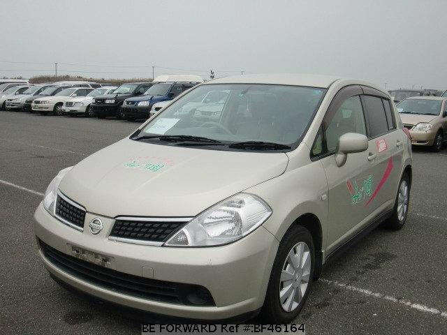Used 2005 NISSAN TIIDA BF46164 for Sale