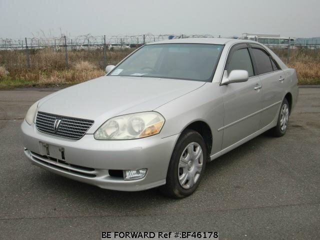 Used 2001 TOYOTA MARK II BF46178 for Sale