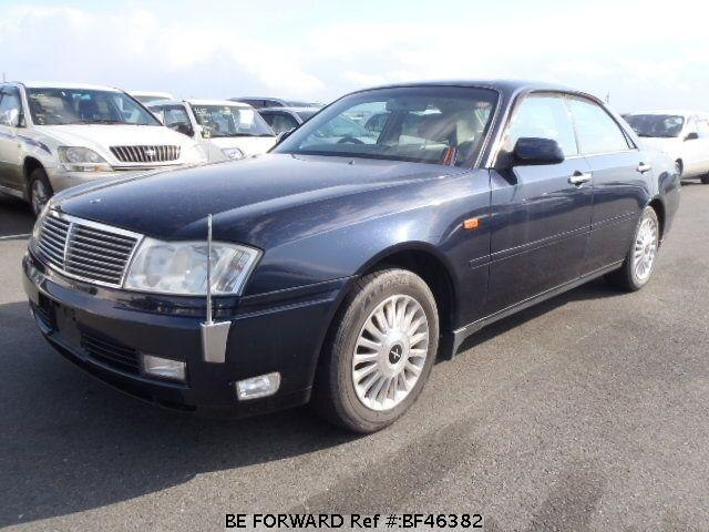 Used 2001 NISSAN CEDRIC SEDAN BF46382 for Sale