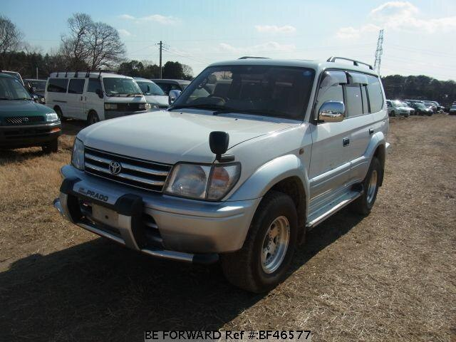 Used 1997 TOYOTA LAND CRUISER PRADO BF46577 for Sale